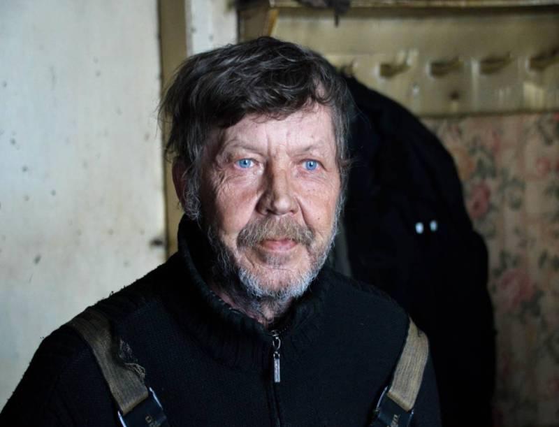 Метеоролог Вячеслав Короткий.