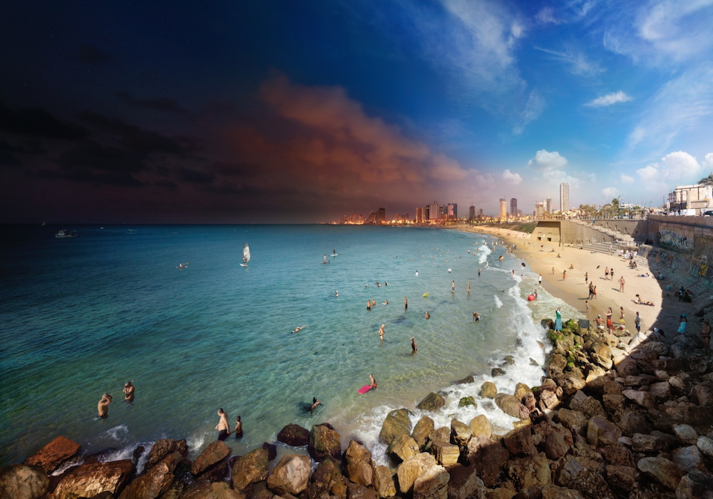 Тель-Авив, Израиль.