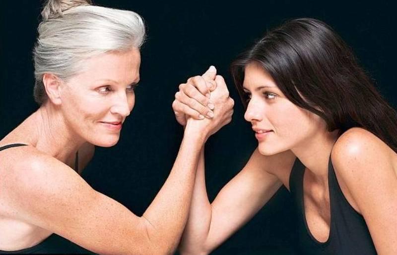 молодость против старости