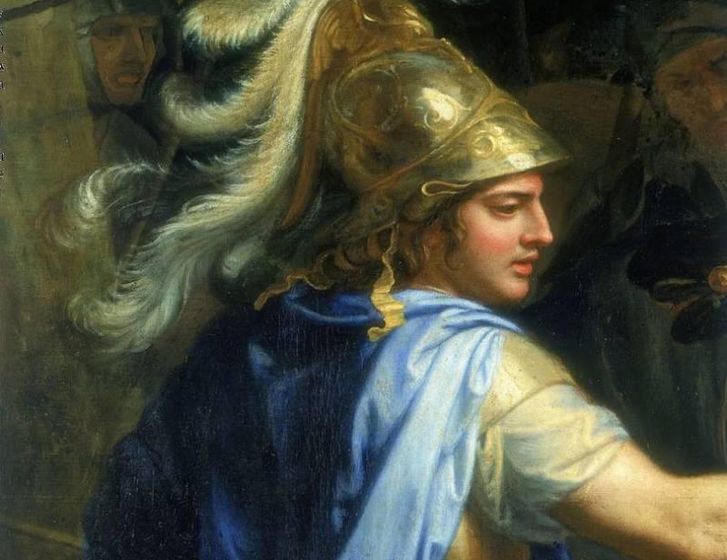 Македонский картина